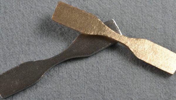 Ob Edelstahl, Bronze  oder ein anderes Metall – Wir entwickeln den Prozess vom Pulver bis zum Bauteil für Sie